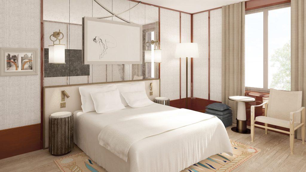 Le Belgrand Hotel Paris Champs-Élysées, Tapestry Collection