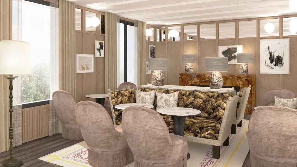 Le Belgrand Hôtel Paris Champs-Élysées, Tapestry Collection by Hilton
