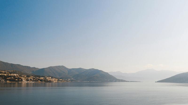 Kotor, au Montenegro