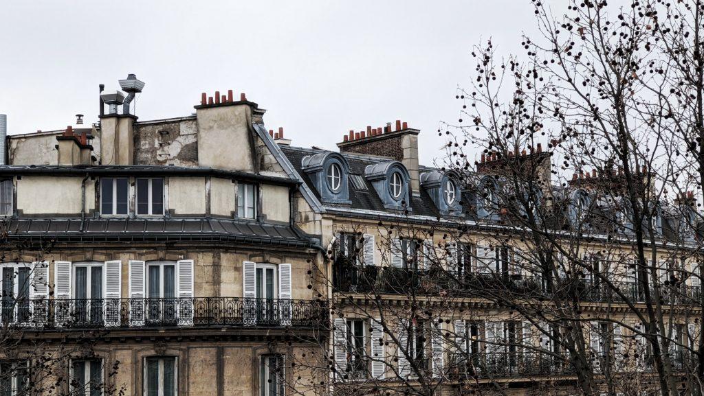 Villa Haussmann à Paris