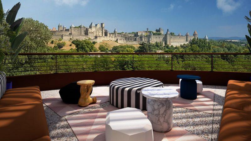 TRIBE Carcassonne