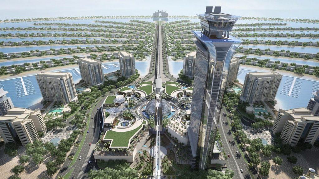 The Palm Tower Dubai