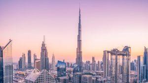 Hôtels de luxe Dubai