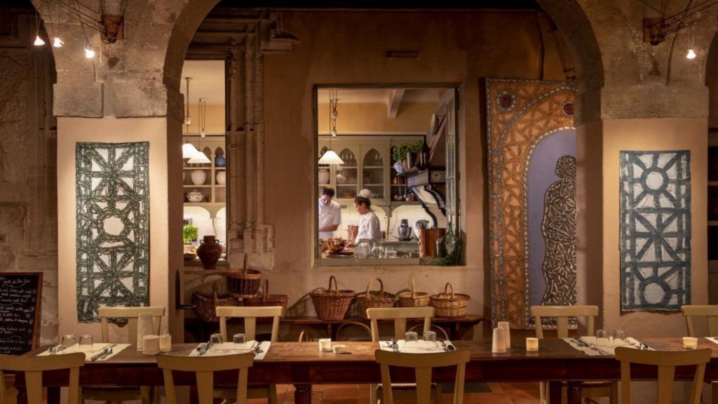 La Mirande Avignon Restaurant