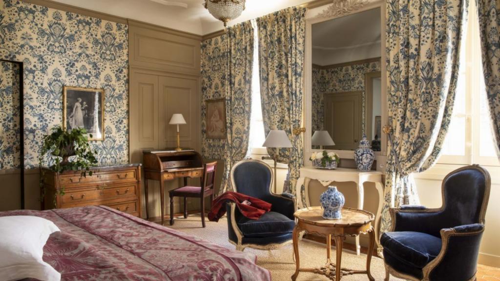 Hôtel Design La Mirande chambre