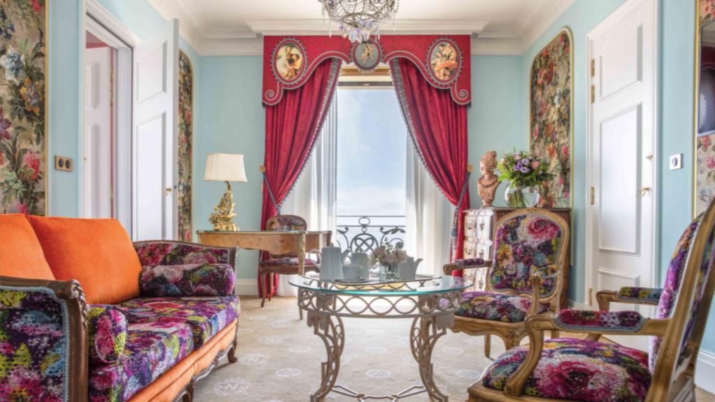 Chambre Le Negresco - Nice