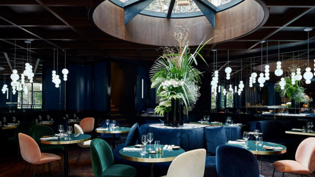 Restaurant Hôtel Design Le Roch