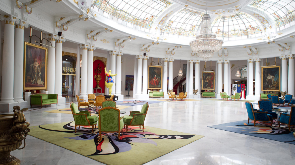 Hôtel design à Nice en France