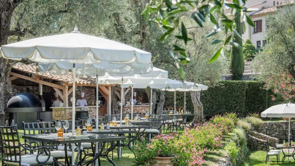 Restaurant L'Oliveraie