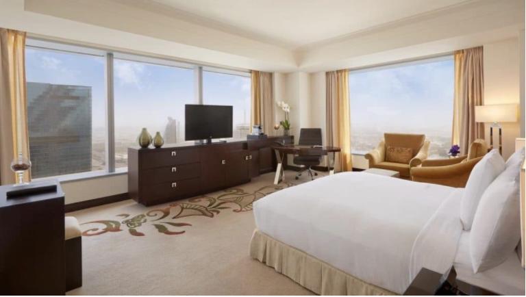 Conrad Dubai chambre