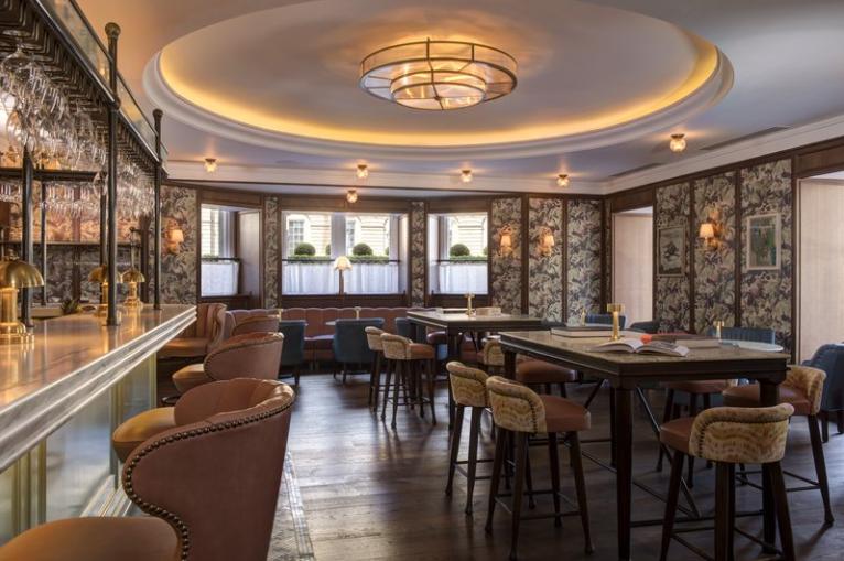 Balmoral Edimbourgh bar
