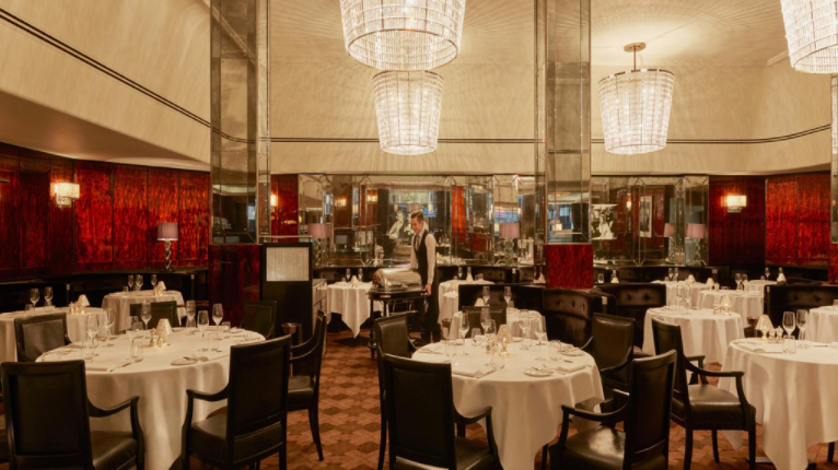 Savoy London Restaurant