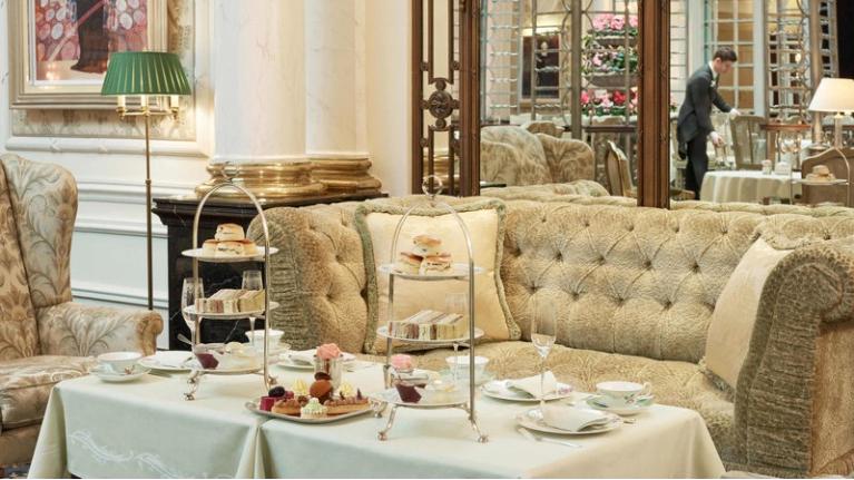 Savoy London Afternoon Tea