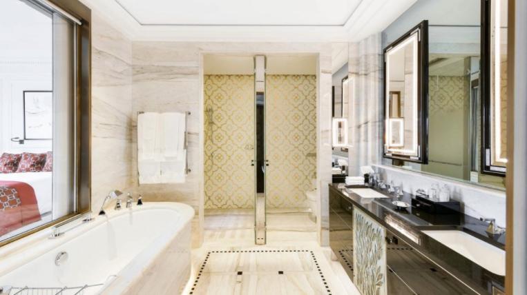 Savoy London salle de bain