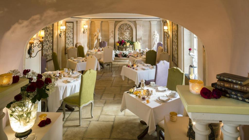 Hôtel Le Saint-Paul, l'un des plus beaux hôtels Relais & Châteaux de France