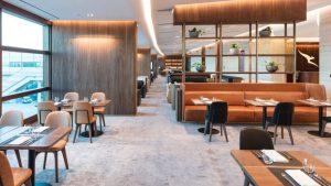 Salon Qantas par Accor