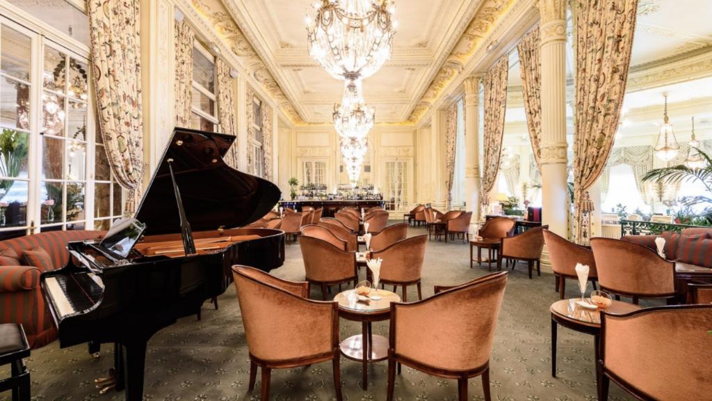 Hôtel du Palais, Biarritz - Le Lounge