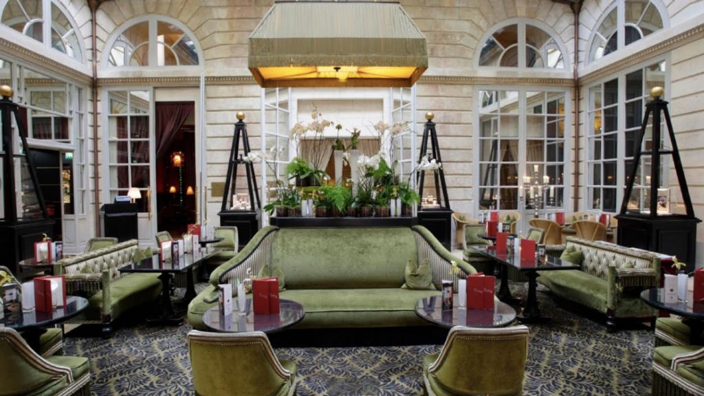 Hôtel L'InterContinental Bordeaux - Bar L'Orangerie