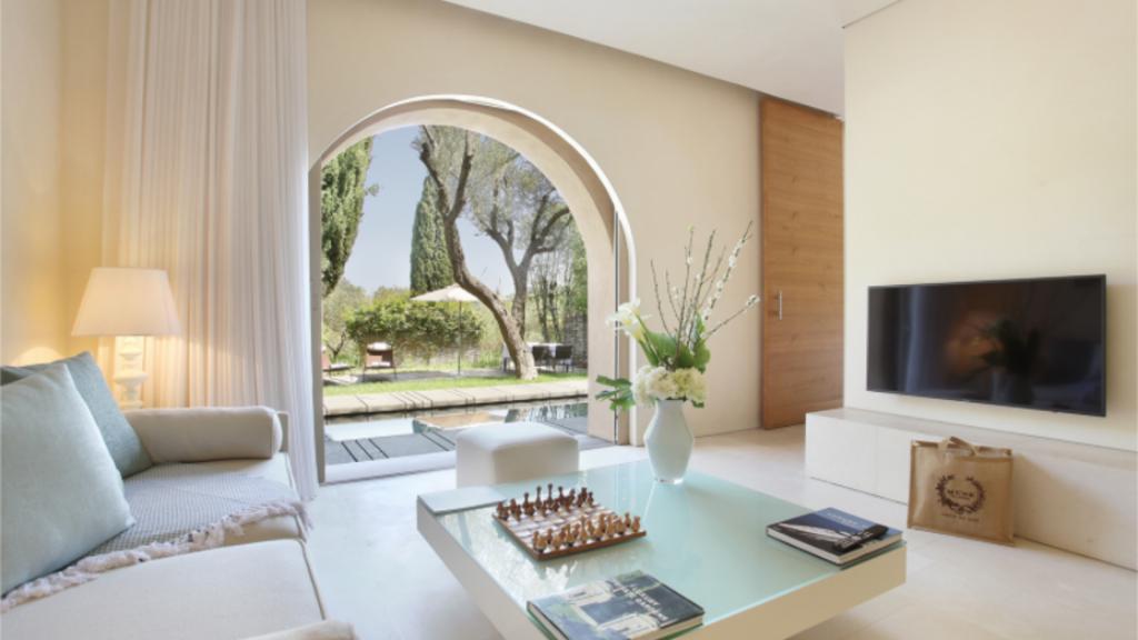 Muse Hotel Saint Tropez Suites