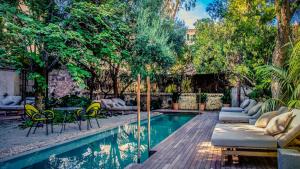 Piscine de l'hôtel Can Bordoy Grand House & Garden à Majorque