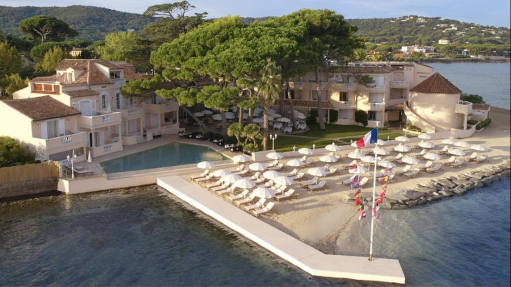 Hôtel Cheval Blanc St-Tropez