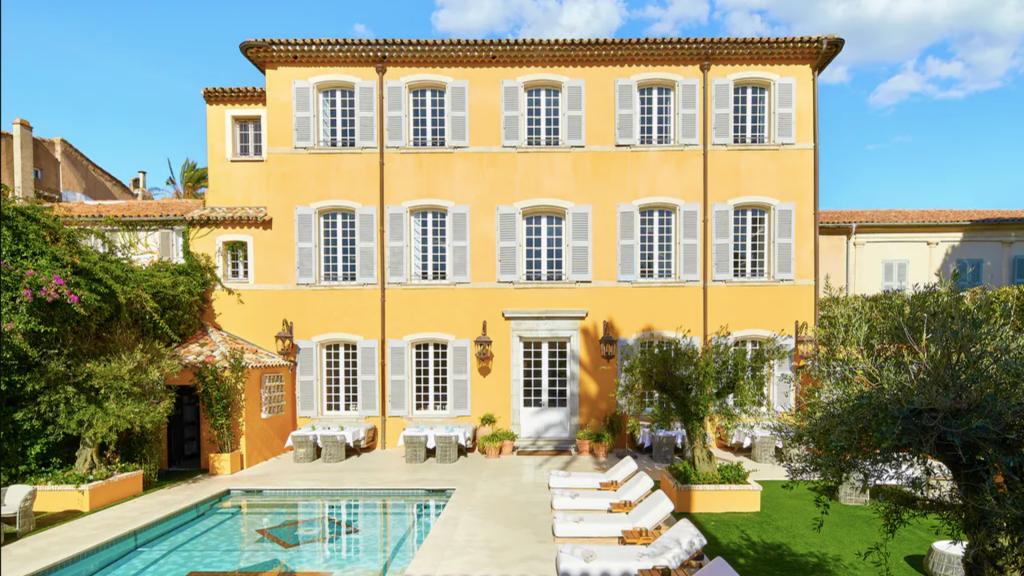 Hôtel Airelles Saint-Tropez, Pan Dei Palais