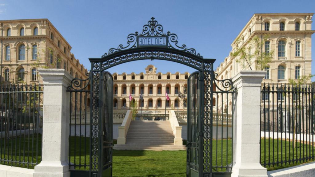 L'InterContinental Marseille – Hôtel Dieu, Marseille