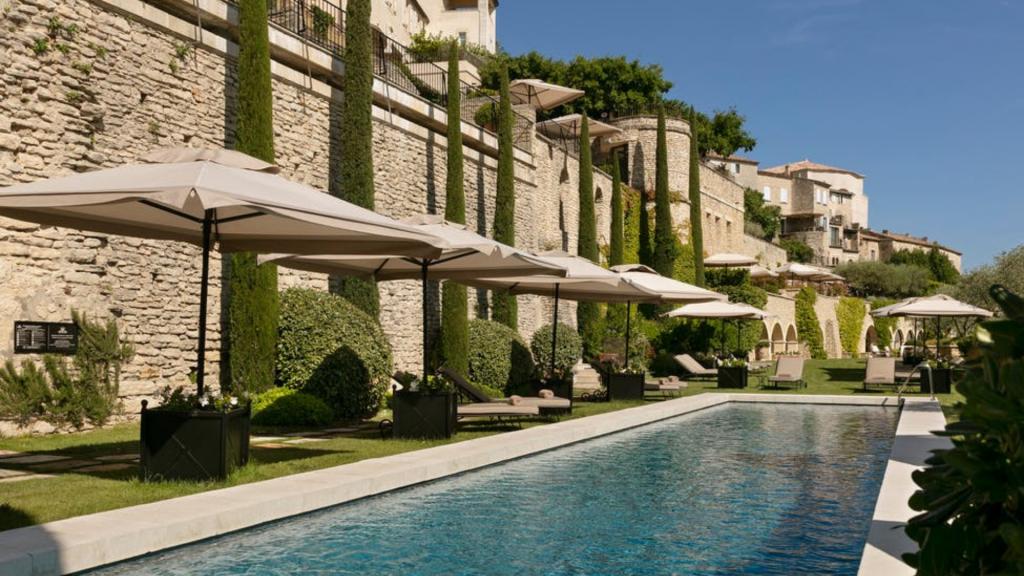 Airelles Gordes, La Bastide - Palace - Hôtel de luxe 5 étoiles Luberon, Provence