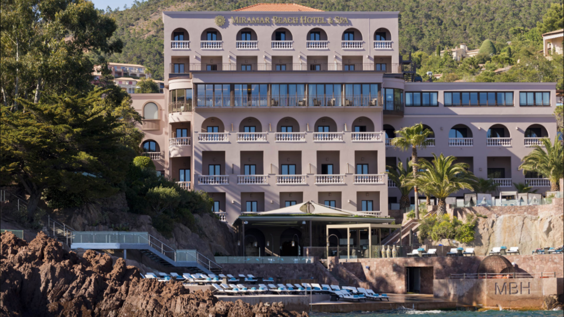 Hôtel Tiara Miramar Beach Hôtel & Spa, Théoule-sur-Mer