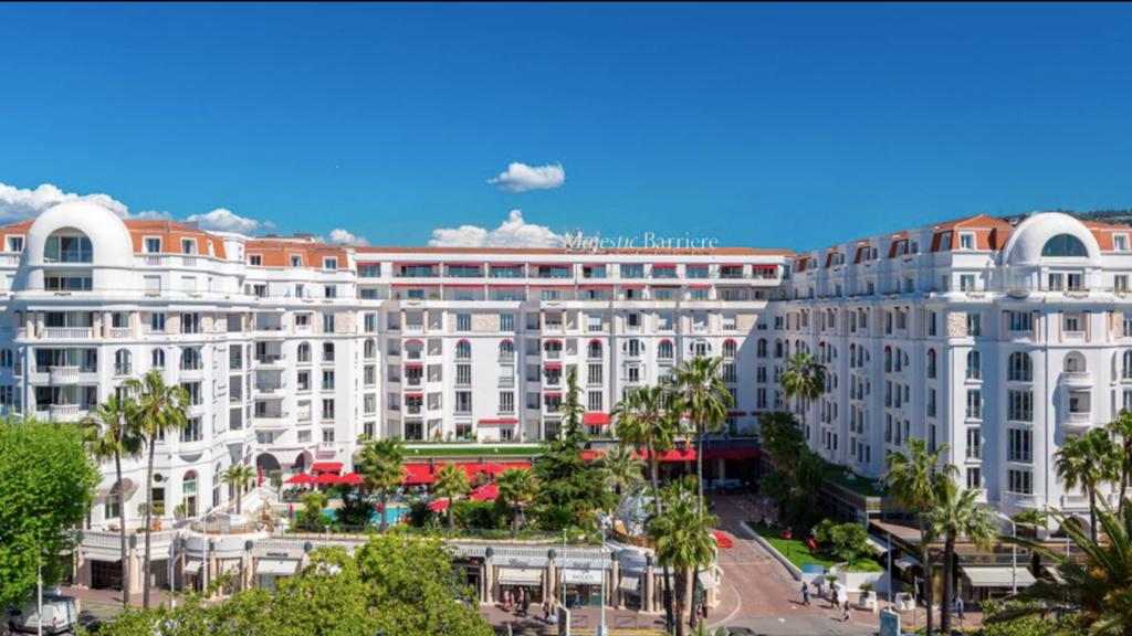 Hôtel Barrière Le Majestic, Cannes - hôtels luxe Alpes-Maritimes