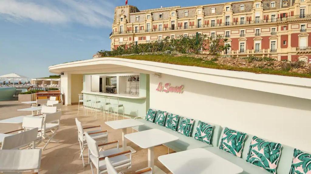 Hôtel du Palais, Biarritz - Restaurant Le Sunset