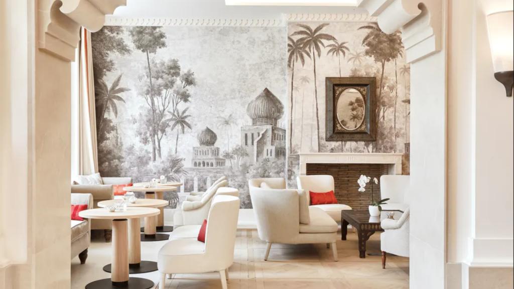 Hôtel Airelles Saint-Tropez, Pan Dei Palais Restaurant Dolceva