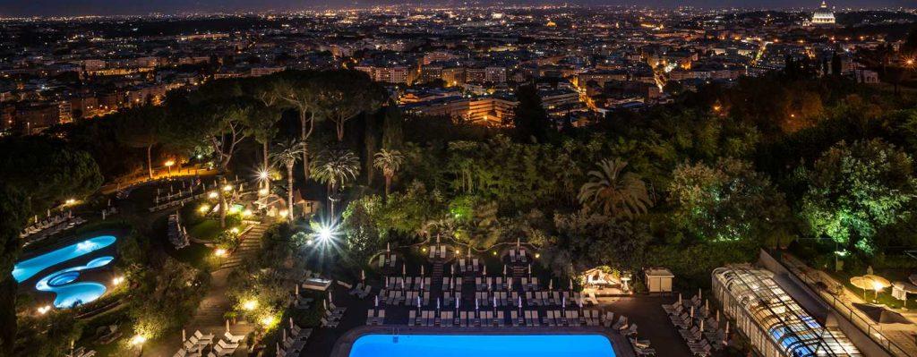 Waldorf Hotel Rome