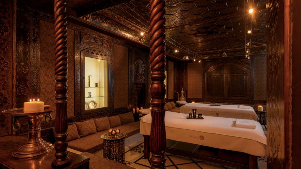 Hotel Byblos Saint-Tropez salle Libanaise