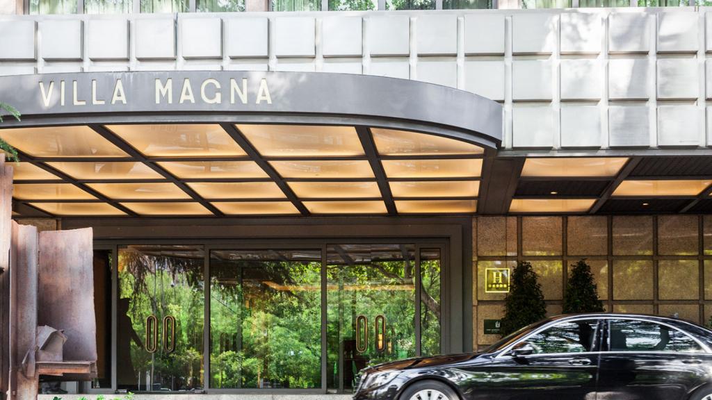 Villa Magna à Madrid