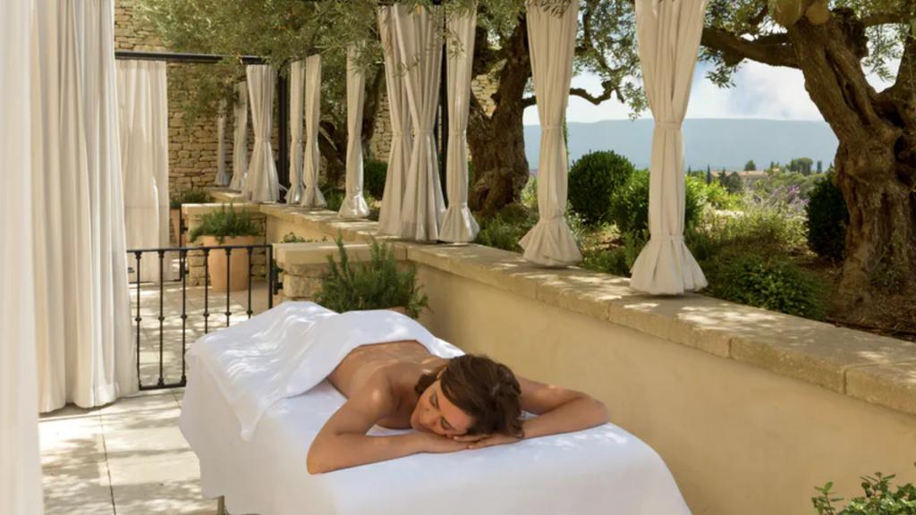 Spa Airelles Gordes, La Bastide - Palace - Hôtel de luxe 5 étoiles Luberon, Provence