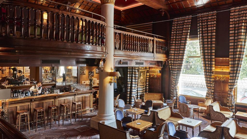 Hôtel Negresco Nice - Bar du Negresco