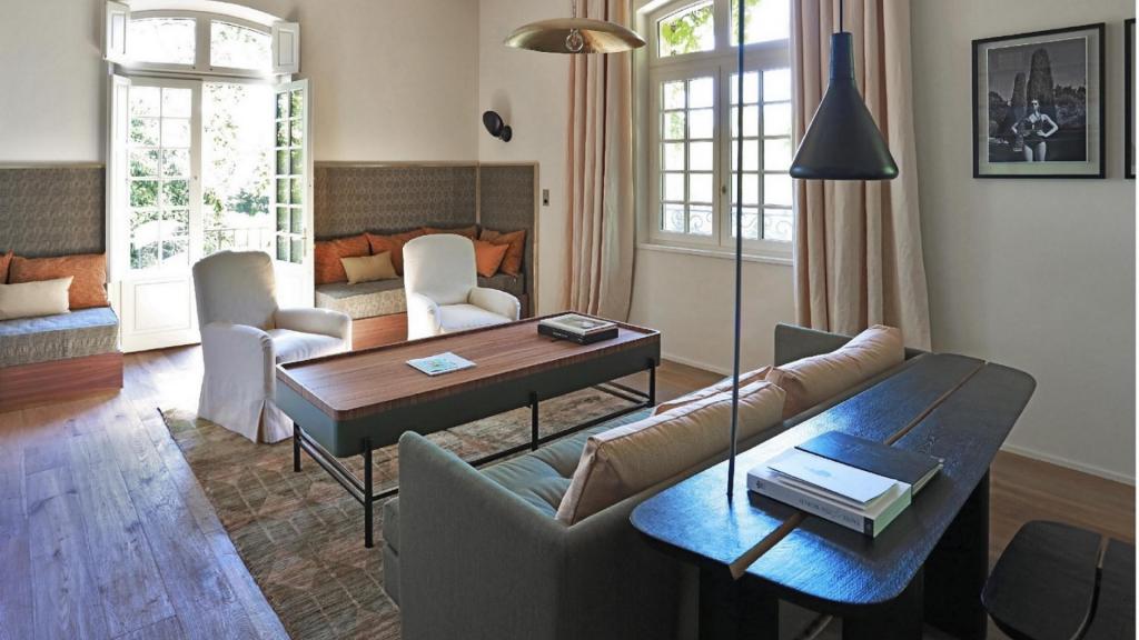 Chambres et suites - Domaine de Baumanière