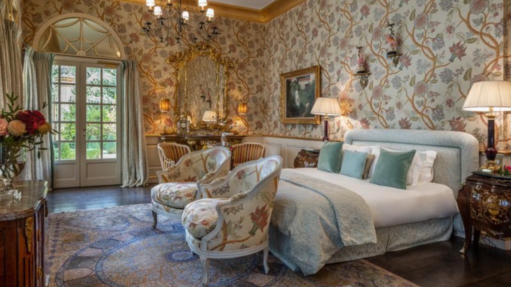 Villa Cézanne avec Jacuzzi Privatif - Villa Gallici - Hôtel de luxe Aix-en-Provence