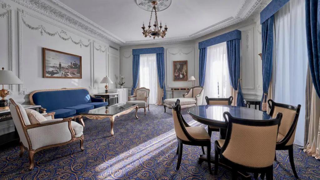 Suite - Hôtel du Palais Biarritz