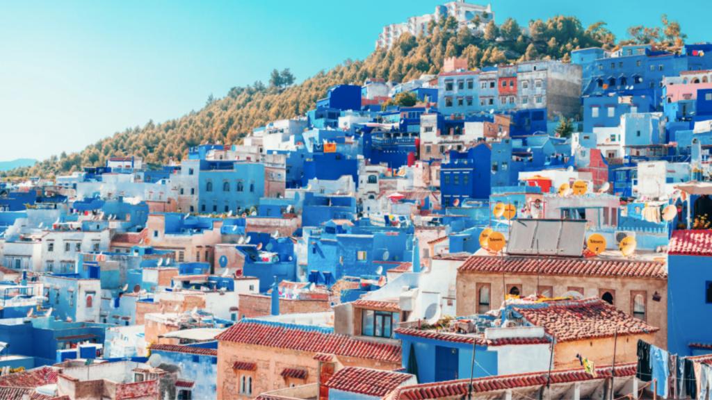 Voyager en 2021 - Chefchaouen, Maroc