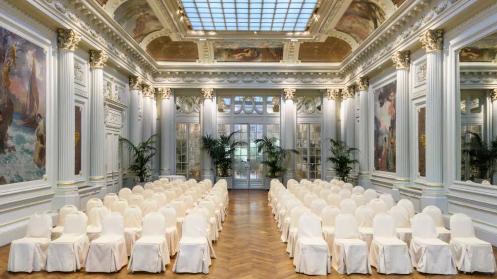 Ballroom Evenements à l'Hôtel du Palais Biarritz