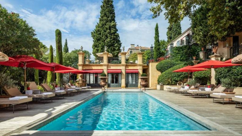 Villa Gallici - Hôtel de luxe Aix-en-Provence