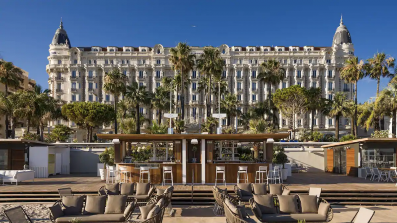 Hôtel InterContinental Carlton Cannes