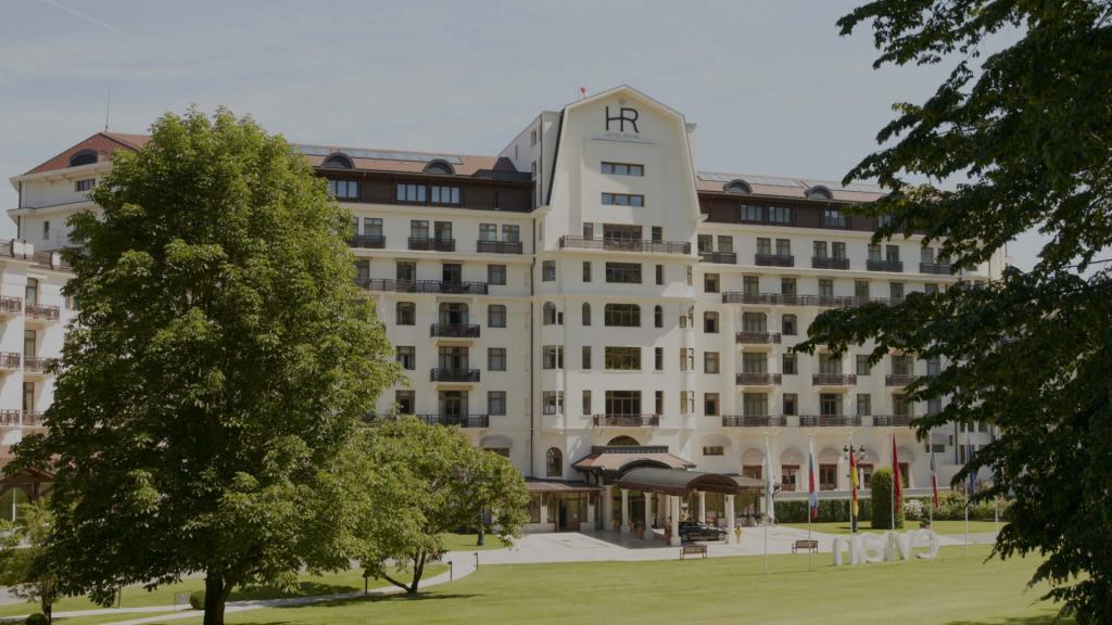 Hôtel Royal Evian Resort - fête des mères