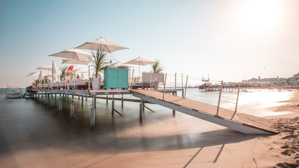 Le Grand Hôtel Cannes - HYDE BEACH CANNES Plage Privée