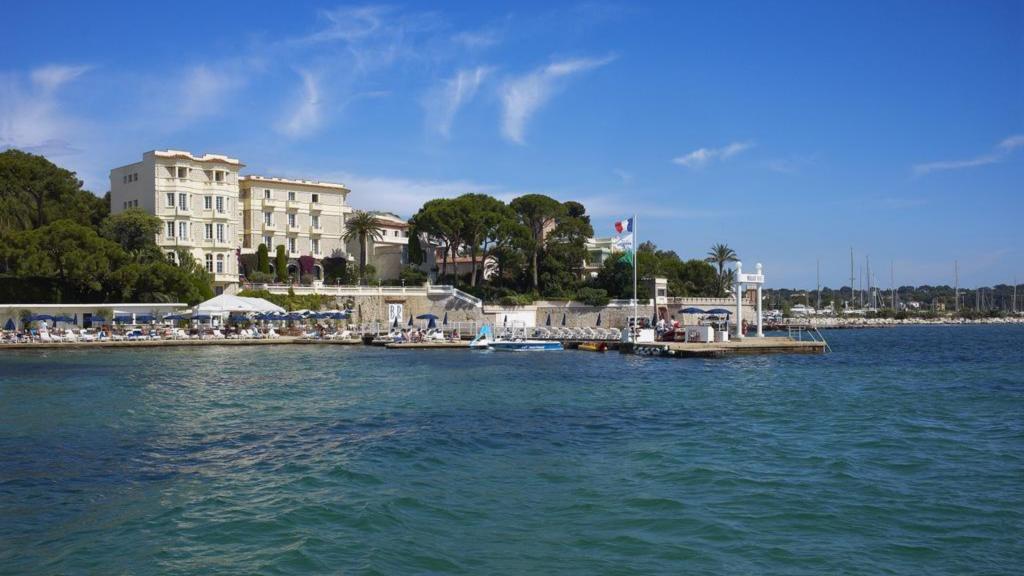 Hôtel Belles Rives Antibes, Juan les Pins - Plage Privée