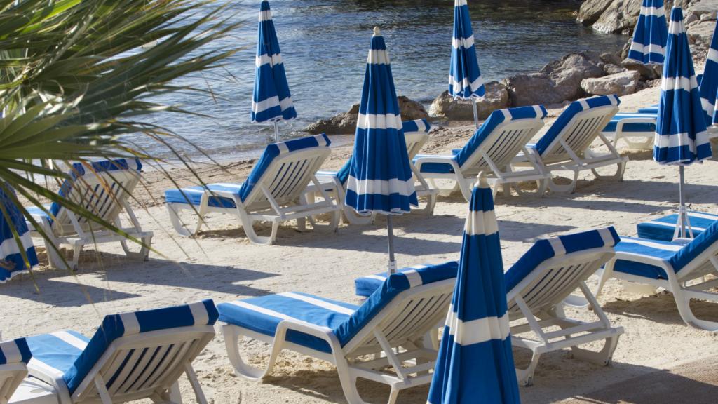 Hotel de luxe Royal-Riviera _ Plage privée à Saint-Jean Cap Ferrat
