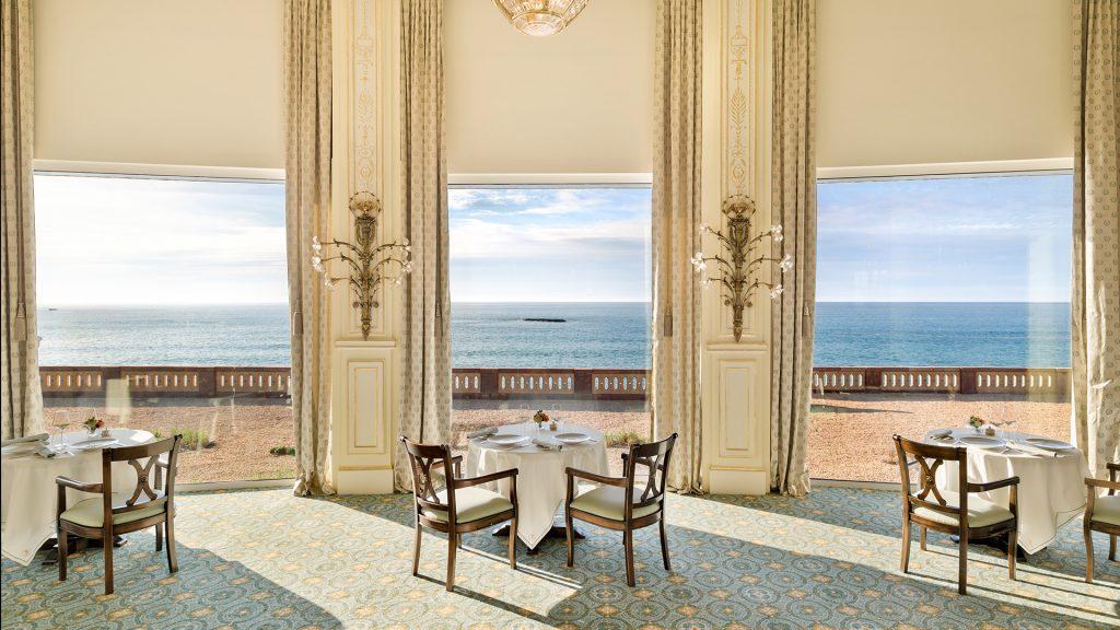 Hôtel du Palais à Biarritz