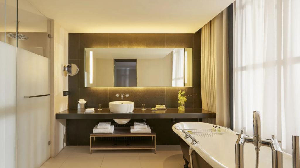 InterContinental-Marseille - Suite Junior - Salle de bain